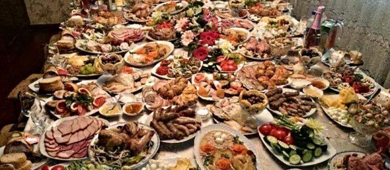 Church Family Lunch